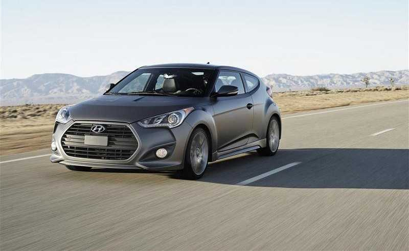 Hyundai Veloster Turbo on the way