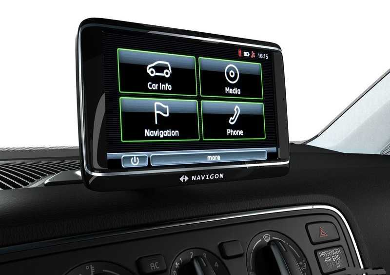 navigation tools skoda citigo