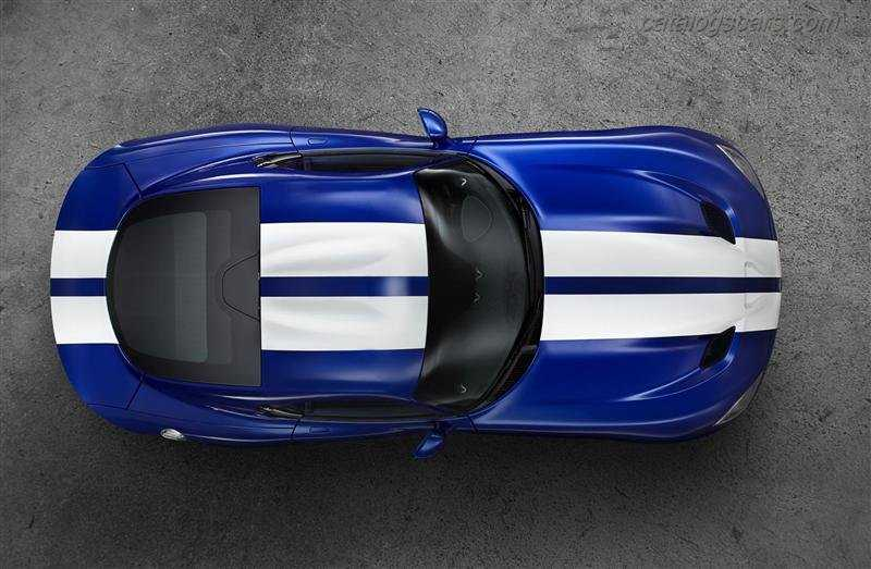 over view on Dodge Viper GTS Launch Edition