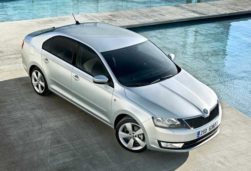 overview skoda rapid