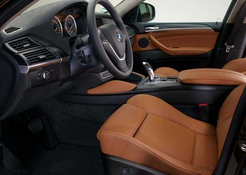 Salon BMW X6