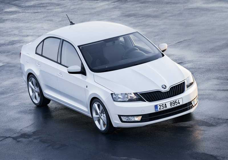 skoda rapid out site