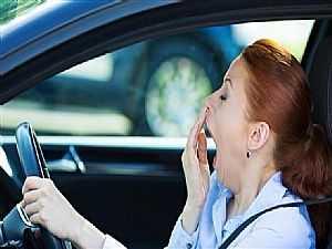 صورة الخبر: كيف تتخلص من النوم أثناء قيادة السيارة؟